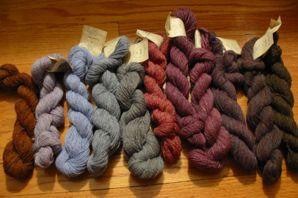 pretty, pretty yarn