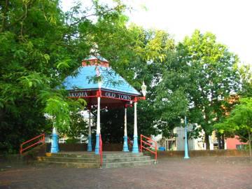 a. Old Town Gazebo